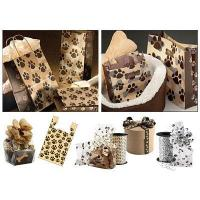 Buy cheap Paper & Plastic Bags Paw Print Packaging from wholesalers