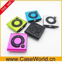 Buy cheap Hot selling Clip MP3 Player, portable mini mp3 from wholesalers