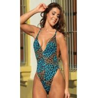 Buy cheap One Piece SwimwearIn the Wild High Cut Swimsuit from wholesalers