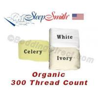 Buy cheap Twin Sheet Sets Organic Twin 300 Thread Count Cotton Percale Sheet Set from wholesalers