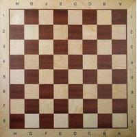 Buy cheap Chess Boards CHE33-BRD - XXX-Large Wood Chess Board Beech Wood from wholesalers