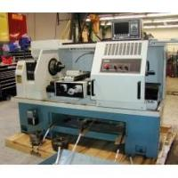 Buy cheap CNC (13) SOUTHWESTERN INDUSTRIES TRAK TRL1840CSS CNC FLAT BED TEACH LATHE from wholesalers