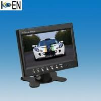 Buy cheap Car Monitors 7.0 inch TFT lcd color bus monitor KM0307 from wholesalers