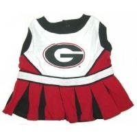 Buy cheap Costumes Georgia Bulldogs NCAA Licensed Dog Cheerleader Dress Outfit from wholesalers