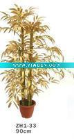Buy cheap Artificial Crafts(970) Artificial gold bamboo from wholesalers