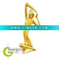 Buy cheap Artificial Crafts(970) Nude Beauty Figure sculpture bronze abstract statue from wholesalers