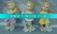 Buy cheap Artificial Crafts(970) Resin fairies figurines from wholesalers