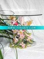 Buy cheap Artificial Crafts(970) Angel Series Tea Table Resin Crafts from wholesalers