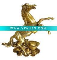 China Antique Imitation Crafts(647) horse sculpture on sale