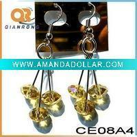 Buy cheap 2011 Handmade Crystal Bead Earrings from wholesalers