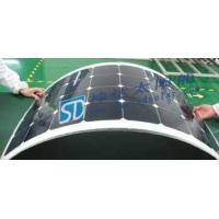 Buy cheap Sacred High Efficiency Bendable PV Module from wholesalers