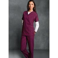 Buy cheap Cherokee Workwear Women's V-Neck Top from wholesalers