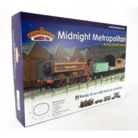 Buy cheap Bachmann Branchline Midnight Metropolitan with-style London Transport maroon pannier product