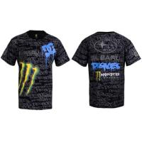 Buy cheap Monster DC Shoes Subaru Rally Team SRT Team T-Shirt from wholesalers