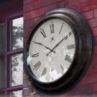 Buy cheap Infinity Instruments-Colorado-Radio Controlled Outdoor 24.75 Inch Wall Clock from wholesalers