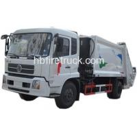 Buy cheap DongFeng Waste Compactor Truck 12cbm from wholesalers