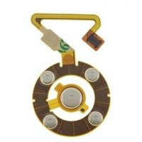 Buy cheap Replacement Click Wheel Ribbon Flex Cable for iPod Nano 1st Gen (White) from wholesalers