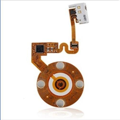 Buy cheap Replacement Click Wheel Ribbon Flex Cable for iPod Nano 2nd Gen (White) from wholesalers
