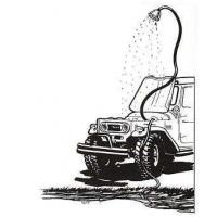 Buy cheap R&M Vehicle Mounted Shower With Quick Connect from wholesalers