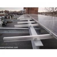 Buy cheap Concrete Foundation Flat Roof Racking Mounting System SR-FRC-02 from wholesalers