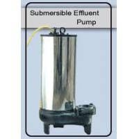 Buy cheap Submersible Effluent Pumps from wholesalers