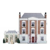 Buy cheap Dolls House Emporium Montgomery Hall Dolls House Kit from wholesalers