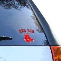 Buy cheap Boston Red Sox Small Static Cling product