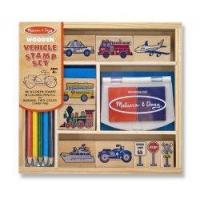 Buy cheap Melissa & Doug Vehicles Stamp Set product