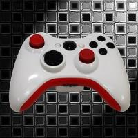 Buy cheap Controllers Bucs Themed Scorch 10 Mode Adjustable Rapid Fire Xbox 360 Controller from wholesalers
