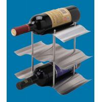 Buy cheap Metal gift and Crafts stainless steel wine stand from wholesalers