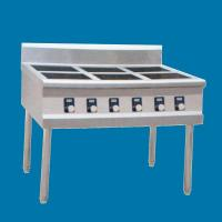 Buy cheap appliances PRODUCT 6 slots vertical stainless steel Clay Pot Furnace product