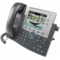 Buy cheap Cisco 7945 VoIP Phone (CP-7945G) - Two Lines - Color LCD Display7945GCH1-N product