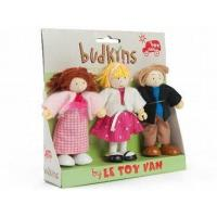 Buy cheap Le Toy Van Budkins Family Set from wholesalers