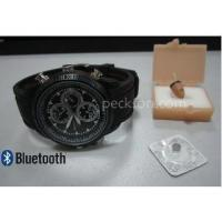 Buy cheap Bluetooth inductive watch with invisible hidden earpiece from wholesalers