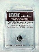Buy cheap Pentax Spotmatic Battery Wein Cell 1.35 Volt mercury Free Battery from wholesalers