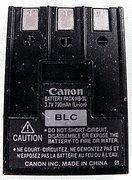 Buy cheap NB-3L Canon Nicad Battery (used) from wholesalers