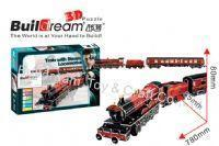 Buy cheap of Model:Train with Steam Locomotive from wholesalers