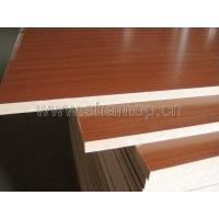 Buy cheap Melamine Board 1220*2440*2mm Melamine Decorated MDF from wholesalers