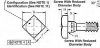 Buy cheap Square Lag Screws from wholesalers