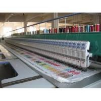 Buy cheap SUPER MULTI-HEAD (90HEADS) COMPUTERIZED EMBROIDERY MACHINE from wholesalers