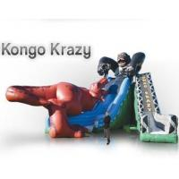 Buy cheap Inflatable slides Kongo krazy inflatable slide from wholesalers