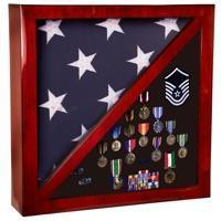 Buy cheap Flag Case With Divider Display Area product