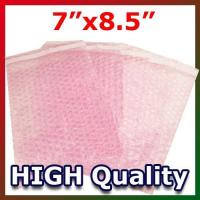 Buy cheap #1 6x9Poly Mailers Anti-Static PinkAnti-Static Pink BUBBLE OUT POUCHES BUBBBLE WRAP BAGS from wholesalers