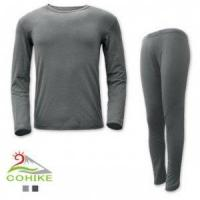 Buy cheap worede outdoor cohike thick thermal underwear base layer men's sweat suit 1017 from wholesalers