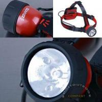 Buy cheap free shipping worede outdoor sunree search 3 Super Bright XENON headlamp from wholesalers