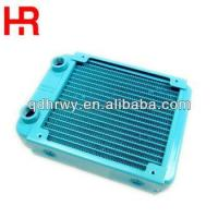 high performance aluminium cpu water cooler-120mm