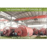 Buy cheap Waste tire recycling plant for sale from wholesalers