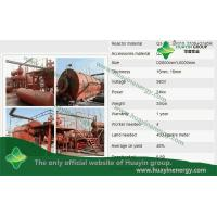 Buy cheap Products Waste tyre pyrolysis plant/ used tyre recycling machine from wholesalers