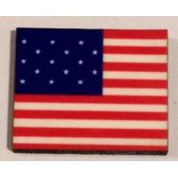 Buy cheap Battle Flags HBG War of 1812 American Flag (Set of 10) from wholesalers