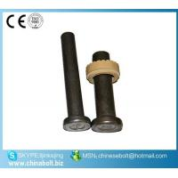 Buy cheap Weld Stud,Cheese Head Arc Welding Stud ISO13918 M19 with CE certifation from wholesalers